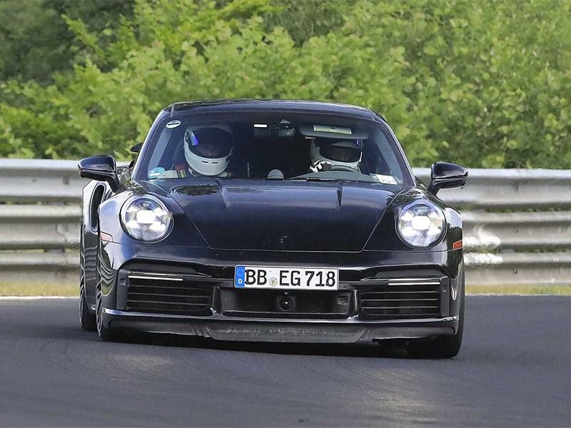 Porsche 911 больше не может быть собой!