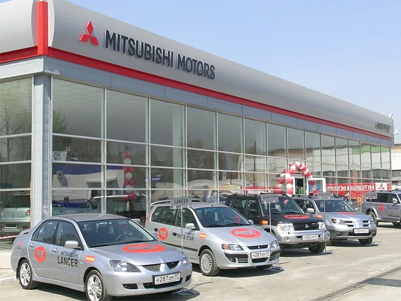 Mitsubishi нарастила объем продаж в РФ на 14%