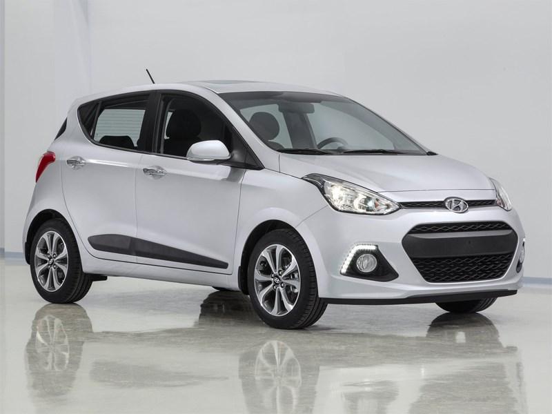 Hyundai разработал два новых хэтчбека i10