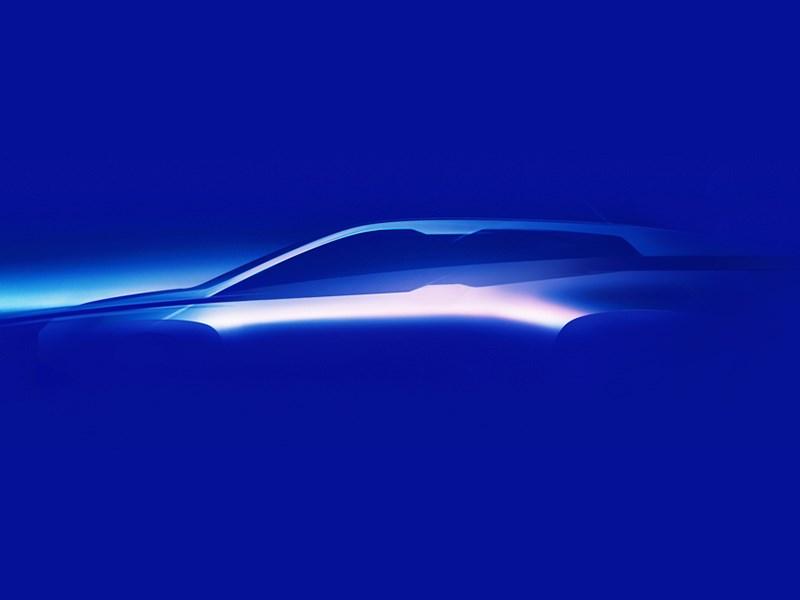 BMW опубликовал первое изображение беспилотника