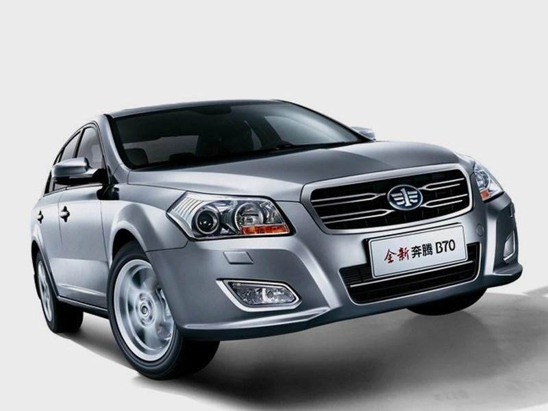 Продажи седана Besturn B70 от FAW в России начнутся в следующем месяце
