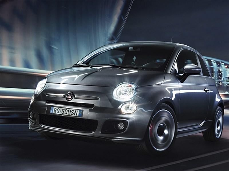 На российском рынке появился новый Fiat 500 Sport