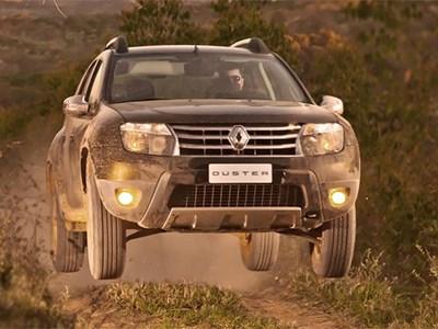 Полноприводной Renault Duster можно будет купить и с автоматической КПП
