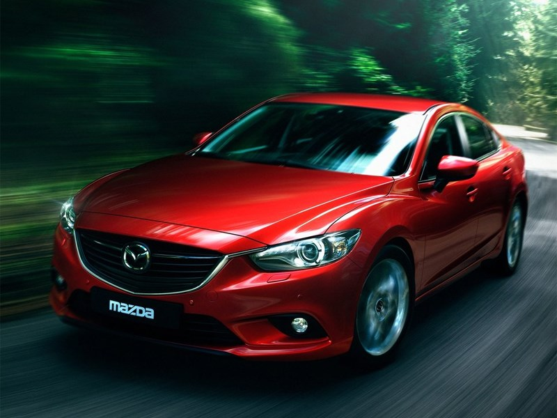 Лучший автомобиль Японии – Mazda6