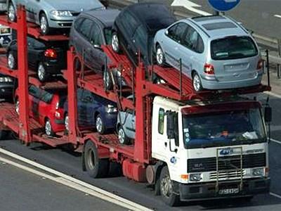 Россия стала лидером по количеству завезенных в Украину автомобилей