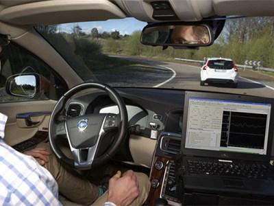 Volvo запустила масштабные испытания автомобилей с автономными системами управления