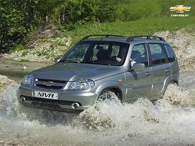 Новое поколение Chevrolet Niva будет выпускаться с двигателями Peugeot