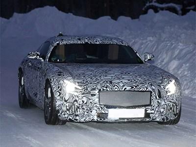 Тюнинг–ателье компании Mercedes-Benz готовит серийную версию концепта AMG GT