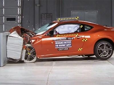 Автомобили Honda, выпущенные на рынок в этом году, признаны самыми безопасными в США