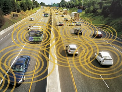 Власти США хотят оснастить все автомобили системой обмена информацией