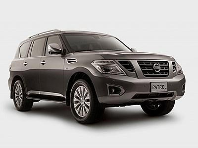 Начался прием заказов на новый Nissan Patrol