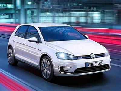 Volkswagen разработал «горячий» хэтчбек семейства Golf с гибридной силовой установкой