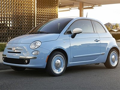 Стала известна стоимость спецверсии Fiat 500 1957 Limited Edition