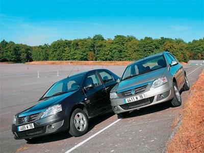 Renault будет производить в России параллельно два поколения модели Logan