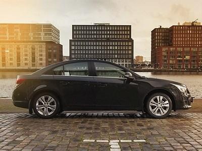 Chevrolet покажет в Пекине обновленный седан Cruze