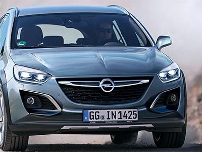 Семейство Opel Astra пополнится вседорожным универсалом и трехдверным купе