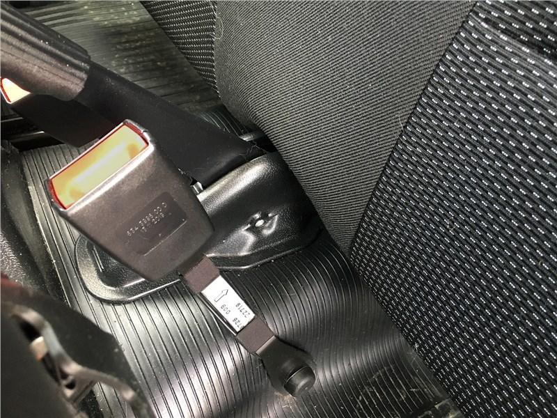 Lada 4x4 2019 ручной тормоз