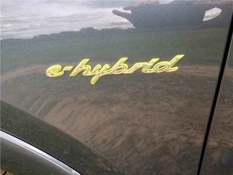 Porsche Cayenne Turbo S E-Hybrid Coupe 2020