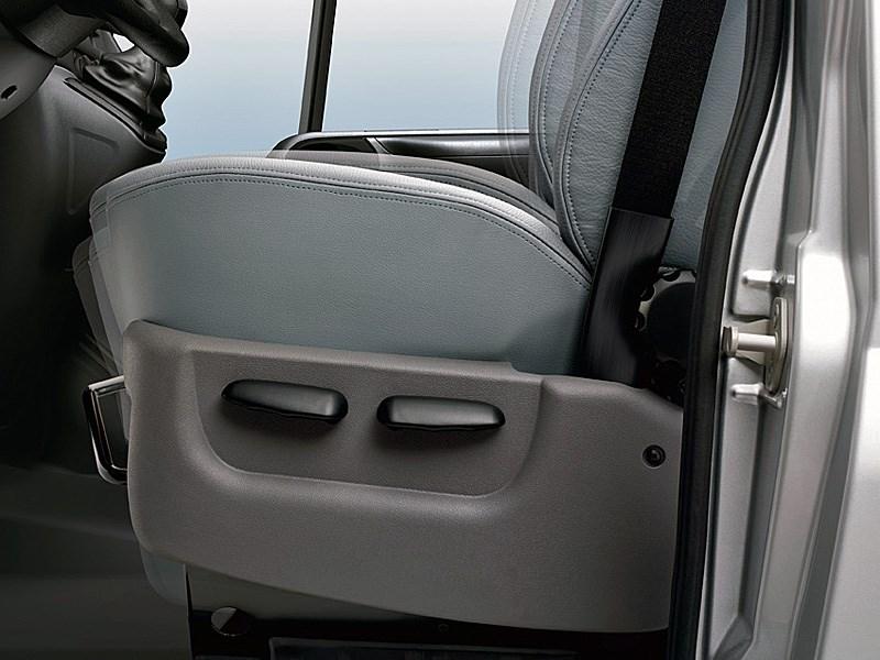 Ford Tranzit 2006 регулировочные рычажки сиденья водителяFord Tranzit 2006 регулировочные рычажки сиденья водителя
