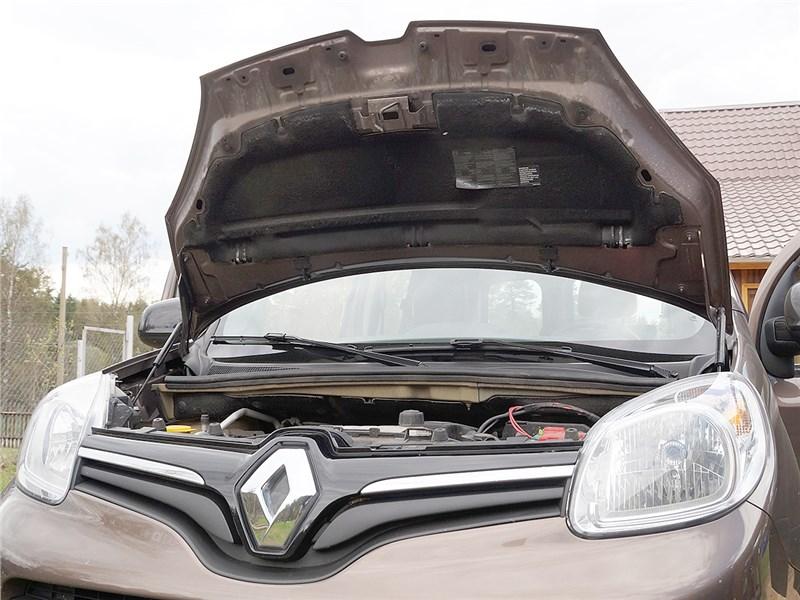 Renault Kangoo 2014 капот