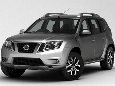 Nissan Terrano будет немного дороже чем Renault Duster