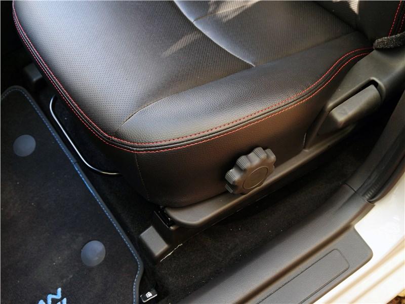 Lifan Solano 2016 переднее кресло
