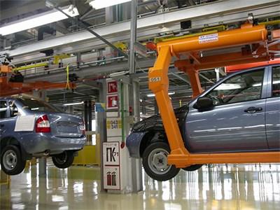 «АвтоВАЗ» снова приостановит конвейеры в мае