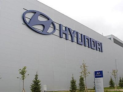 Продажи автомобилей Hyundai в прошлом месяце выросли на 7,7%