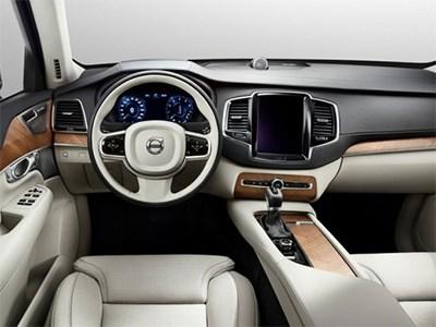 Появилась первая информация о новом универсале Volvo XC90