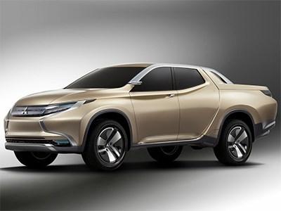Mitsubishi готовится представить новое поколение пикапа L200