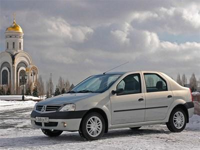 Renault Logan предыдущего поколения стал дешевле