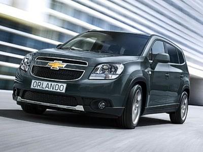 На российском рынке начались продажи Chevrolet Orlando с новым комплектом оборудования
