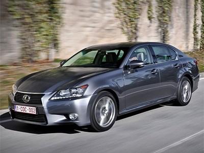 1300 автомобилей Lexus отзываются с российского рынка по требованию Росстандарта