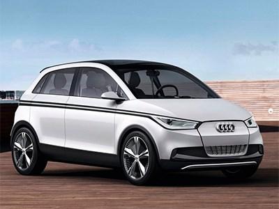 В модельном ряду Audi появятся сразу две электрических модели