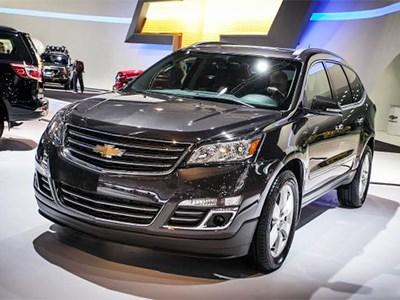 Chevrolet подумывает вывести кроссовер Traverse на российский рынок