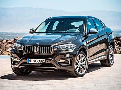 Опубликован рублевый прайс-лист на новый BMW X6