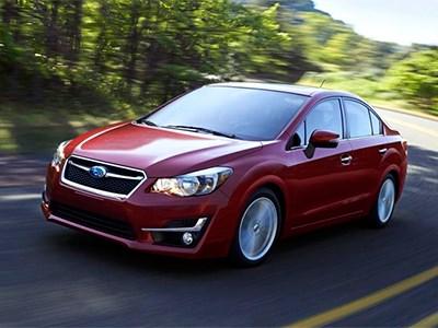 Subaru готовится выпустить обновленный Impreza
