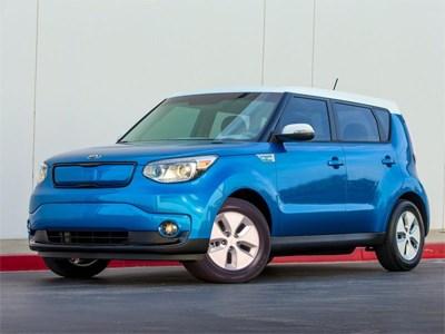 Электрокар Kia Soul EV появится на российском рынке