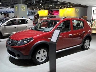 Renault Sandero Stepway российской сборки появится в продаже в декабре