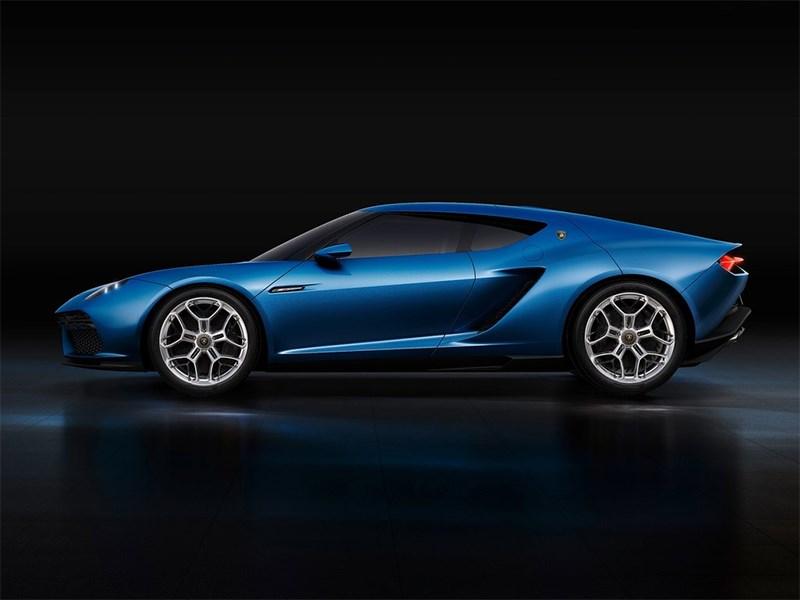 Lamborghini Asterion LPI 910-4 concept 2014 вид сбоку