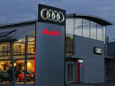 Продажи автомобилей Audi по всему миру выросли на 10%