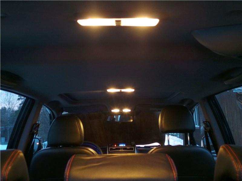 Lifan X60 2016 салон