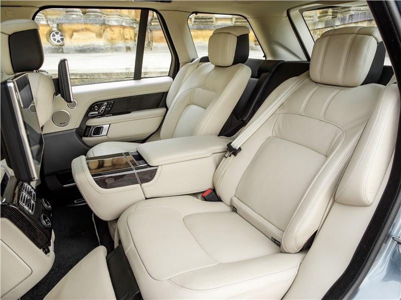 Land Rover Range Rover PHEV 2018 задний диван