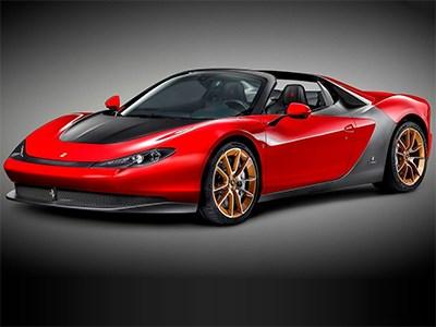 Ferrari Pininfarina Sergio выйдет тиражом всего шесть экземпляров