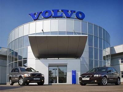 Volvo планирует продавать машины через Интернет