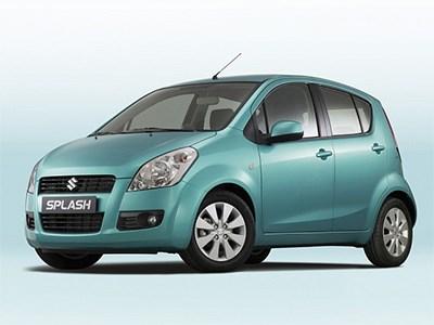 Suzuki Splash в ближайшее время покинет российский рынок