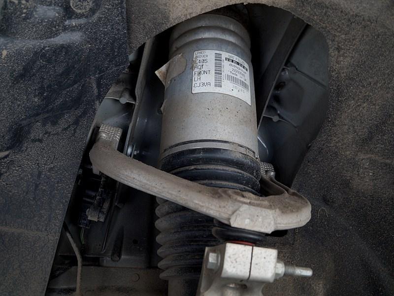 Range Rover LWB 2014 электроуправляемые амортизаторы