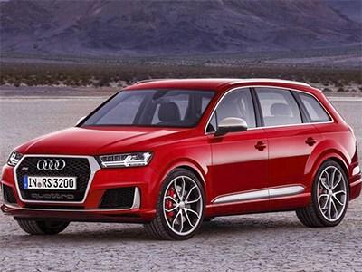 Кроссовер Audi Q7 получит «заряженную» модификацию RS
