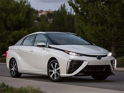 Первый серийный автомобиль на водороде оценили в 80 тысяч долларов