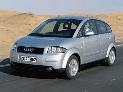 Audi A2 не оправдал надежд и не получит преемника